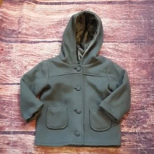 Jolie light winter / warm fall/spring jacket sz 4